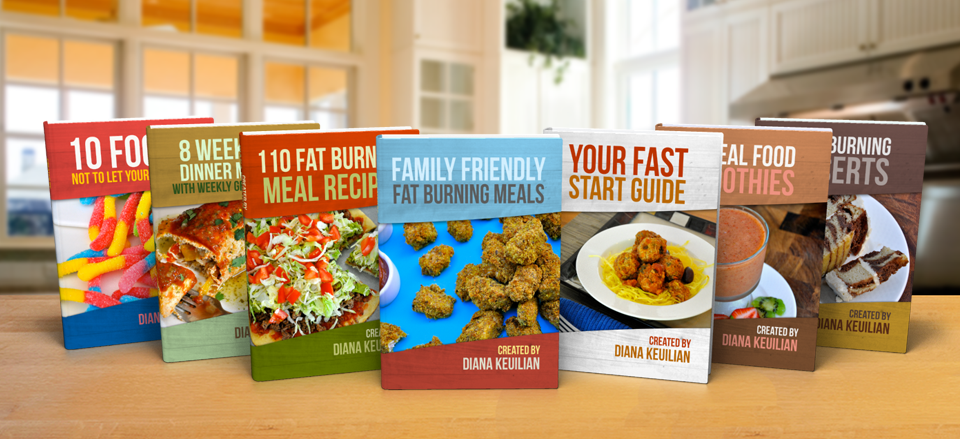 family fat-burning recipes